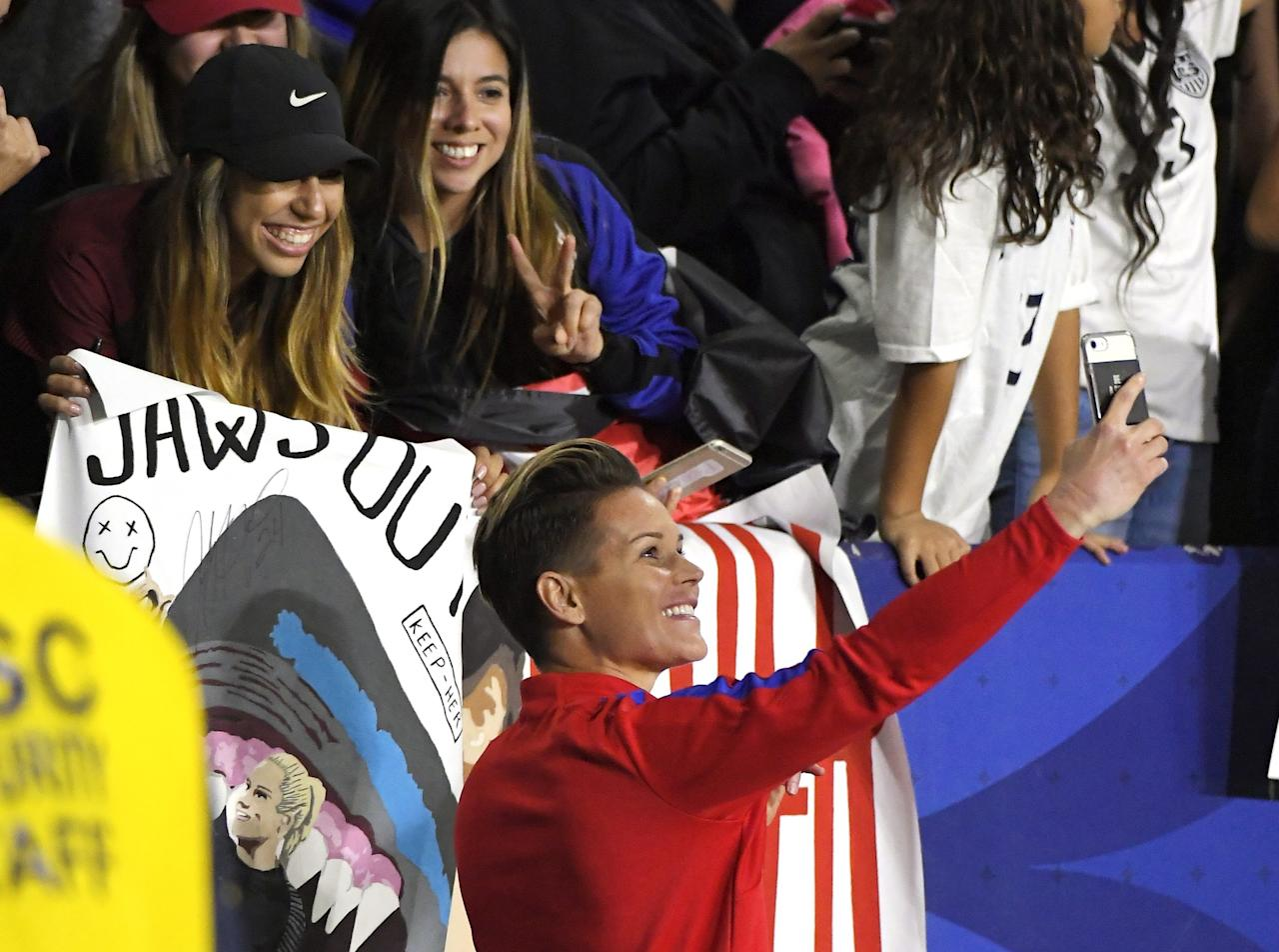 Ashlyn Harris's personal triumph puts her in position to succeed Hope Solo as USWNT goalkeeper