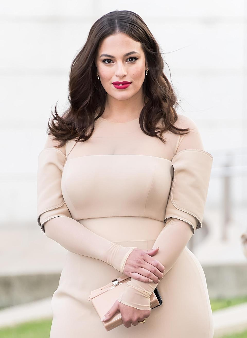 Models like Ashley Graham have been at the forefront of the movement. [Photo: Getty]