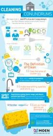 Moen Research Dishes the Dirt When It Comes to Cleaning Our Homes