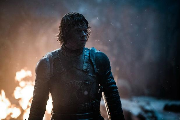 Game of Thrones Battle of Winterfell Theon