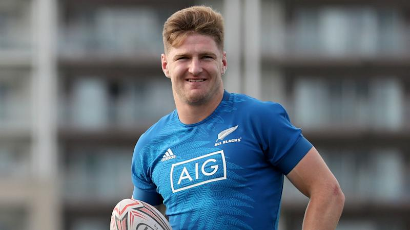 Rugby World Cup 2019: New Zealand v Namibia