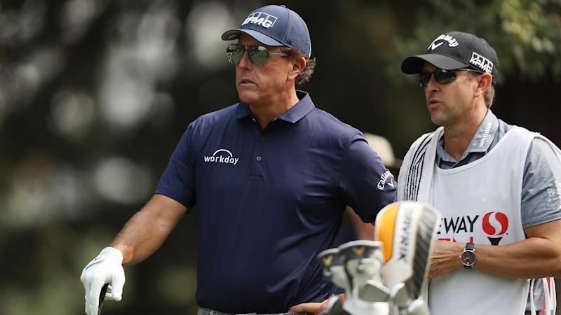 Phil Mickelson seeks better accuracy, not redemption at U.S. Open