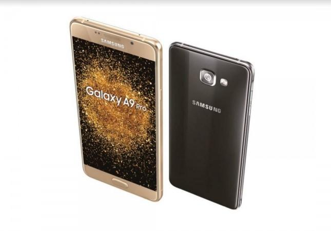 Samsung, Galaxy A9 Pro, India, price, discount, Galaxy C9 Pro, Galaxy Note7