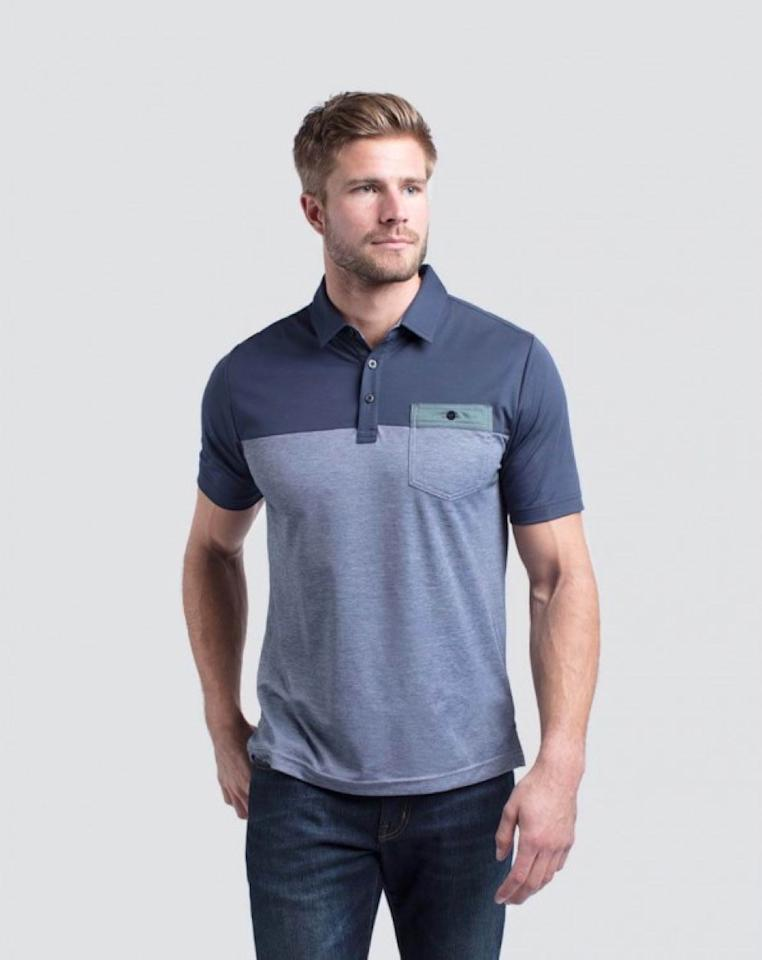 "$89; buy now at <a rel=""nofollow"" href=""https://fave.co/2RUPPvF"">travismathew.com</a> <p>The brand synonymous with the SoCal culture has created this great San Diego-inspired shirt, complete with a lightweight fabric and a stylish chest pocket. The Sandy Aigo polo is sure to break up the basic stripes and solids cluttering your current closet.</p>"