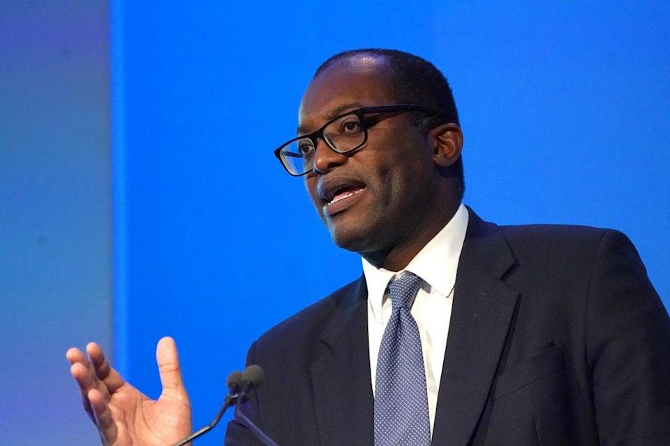 Business Secretary Kwasi Kwarteng has opted to suspend competition law to get a grip on petrol supply issues (Victoria Jones/PA) (PA Wire)