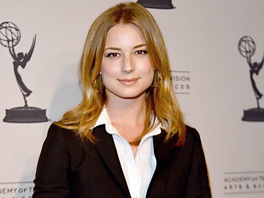 "Emily VanCamp arrives at the Academy of Television Arts & Sciences Presents An Evening With ""Revenge"" at the Leonard H. Goldenson Theater held at the Academy of Television Arts & Sciences on March 4, 2013 in North Hollywood, California."