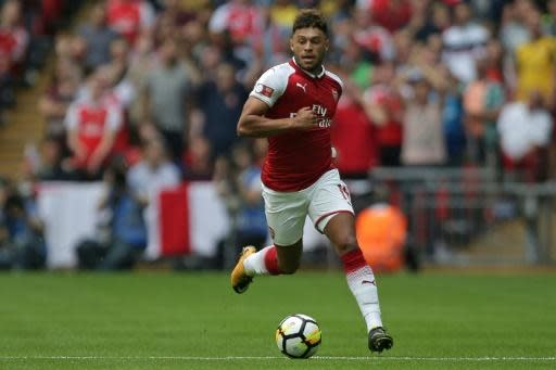 Oxlade-Chamberlain joins Liverpool from Arsenal
