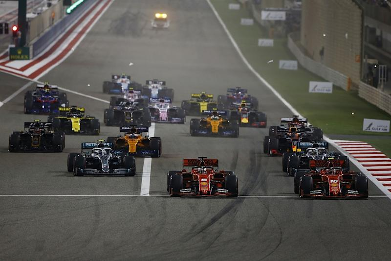Second Bahrain race could run on