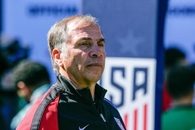 Bruce Arena has made his selections for World Cup qualifiers against Costa Rica and Honduras. (Getty Images)