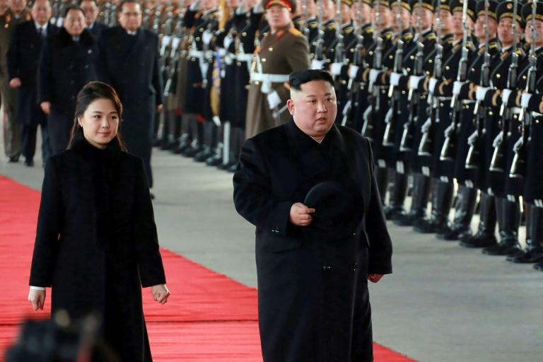 Relations between China and North Korea had deteriorated in recent years over Pyongyang's nuclear activities, but ties appear to have warmed