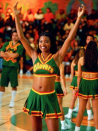 <p>Gabrielle Union first made a name for herself in the late '90s on shows like <em>Sister, Sister, </em><em>7th Heaven, </em>and <em>Saved by the Bell</em>. By the time she appeared in <em>Bring It On </em>as Isis, the captain of the Clovers squad, she had already been a teen movie regular, appearing in <em>She's All That</em><em>, 10 Things I Hate About You</em><em>, </em>and <em>Love & Basketball.</em></p>