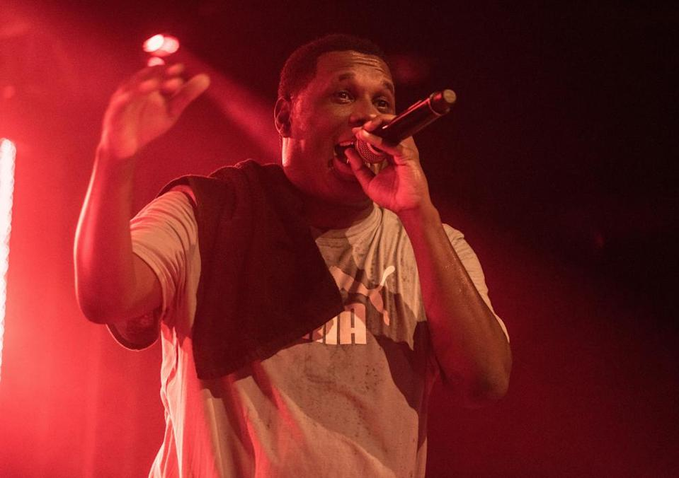 Jay Electronica.