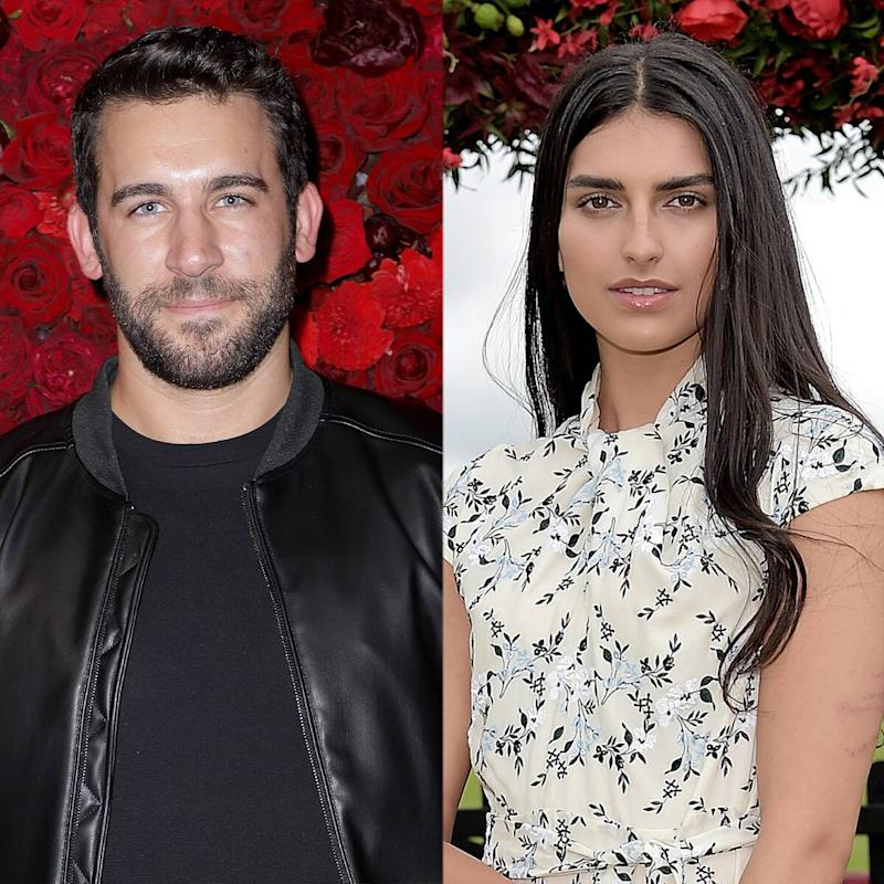 Bachelor Nation's Derek Peth Is Engaged to Saffron Vadher