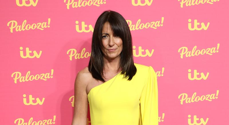Davina McCall has opened up about body confidence as a mum [Image: Getty]