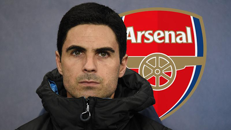EPL: Arteta finally names Arsenal coaching staff ahead of Bournemouth clash
