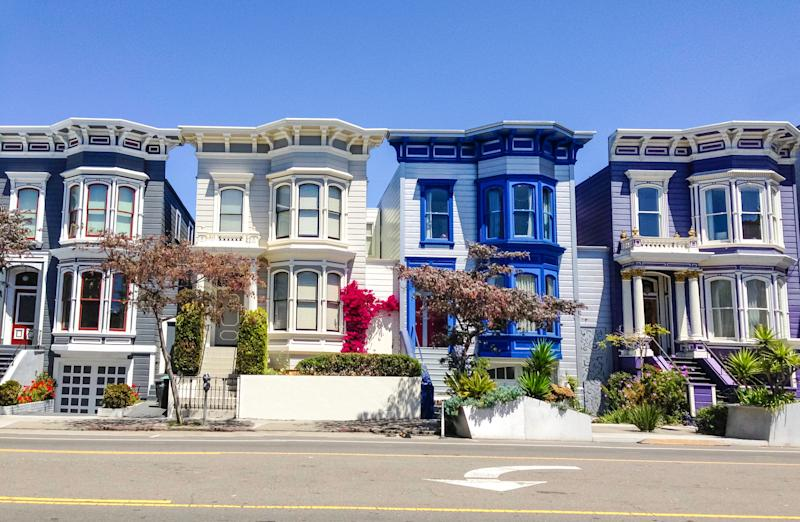 San Francisco is identified in the report as the metro area where workers need the biggest wage to rent a modest two bed home. (Photo: Crystal Alatorre via Getty Images)