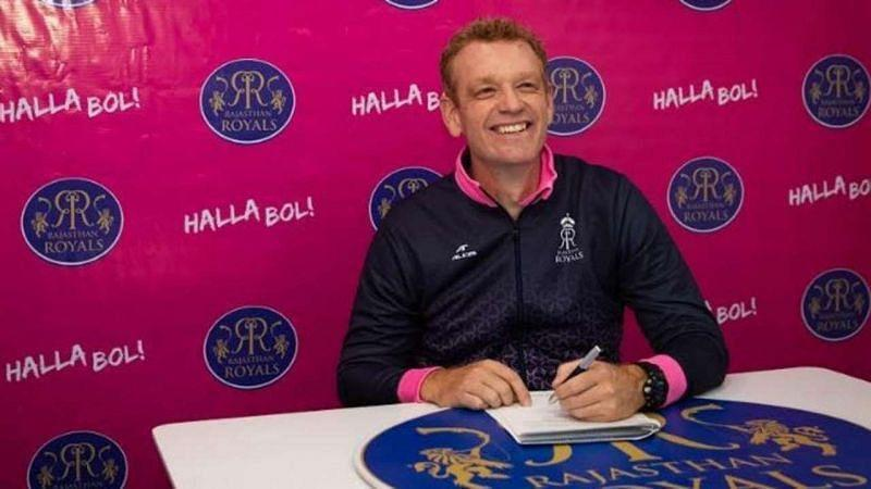 Andrew McDonald has been appointed head of Rajasthan Royals for a period of three years. Credits: DNA India