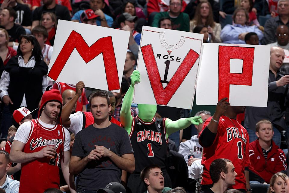 There was a time when Bulls fans outnumbered Bucks fans in Milwaukee. (Getty)