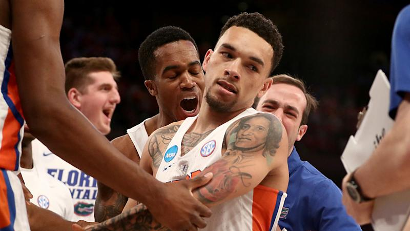 Chris Chiozza provides game-changing moment for Florida — and it wasn't buzzer-beating shot
