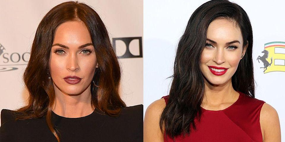 <p>Seeing the teeth of <em>Transformers </em>star, Megan Fox, is rare. The actress usually keeps things sultry on the red carpet. </p>