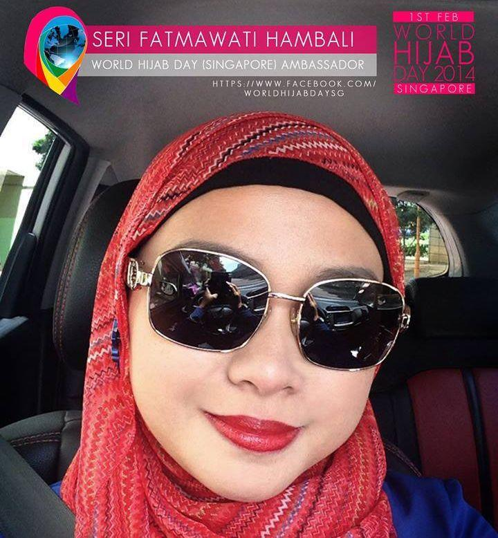 World Hijab Day ceases operations in Singapore