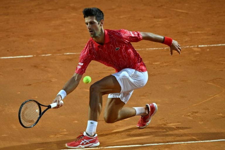 Djokovic wins fifth Rome title for record 36th Masters crown