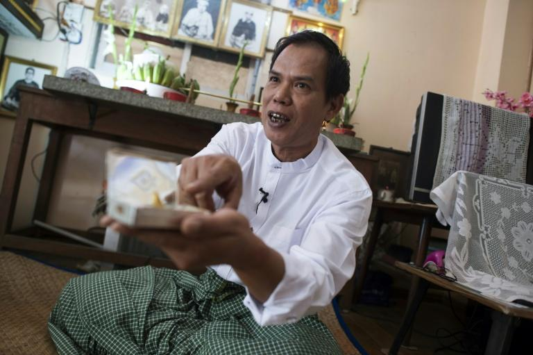 "Zaw Min, a master from the popular sect of Shwe Yin Kyaw, says only people of ""good virtue"" should carry out exorcisms"
