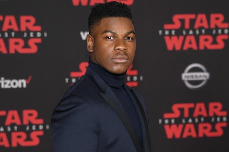 "John Boyega Asks People to Stop Harassing His ""Star Wars"" Costars"