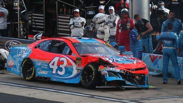 Anticipation had built all week at Richard Petty Motorsports that Bristol could be where the team scored a top-10 finish. Instead, Bubba Wallace ran only three laps.