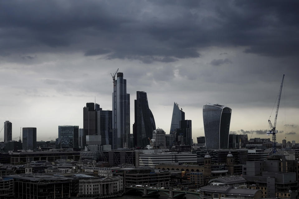 Many central London firms fear for their future if remote working radically reduces office life in the capital. Photo: Alberto Pezzali/NurPhoto via Getty