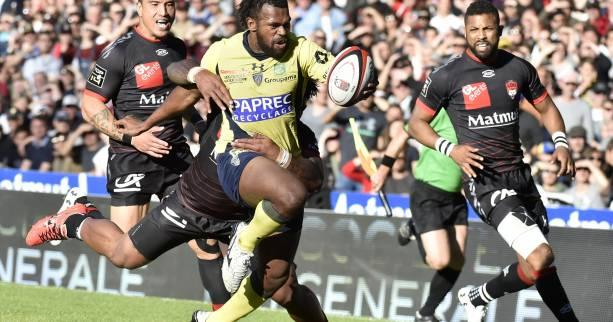 Rugby - Top 14 - Top 14 (25e journée) : Clermont s'impose in extremis à Lyon