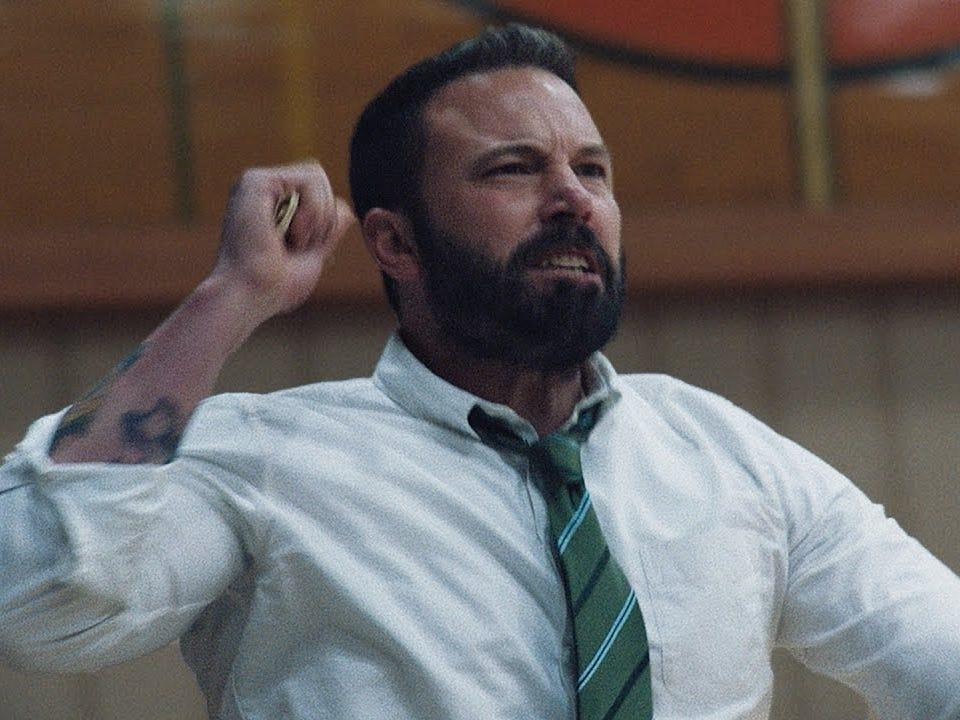 """Ben Affleck in """"The Way Back."""" <p class=""""copyright"""">Warner Bros. Pictures</p>"""