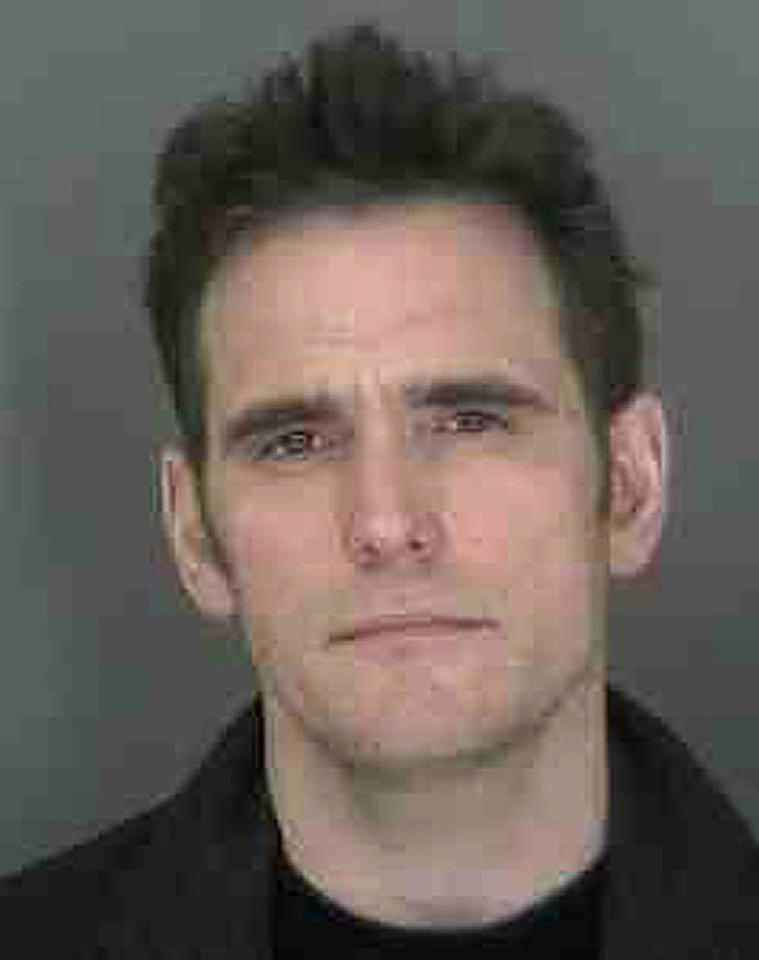 "Matt Dillon was taken to a police station in Newbury, Vermont, after being stopped at 106mph on Interstate 91, more than 40mph over the speed limit. If convicted next month, the actor could get three months in jail. Vermont State Police/<a href=""http://www.splashnewsonline.com"" target=""new"">Splash News</a> - December 31, 2008"