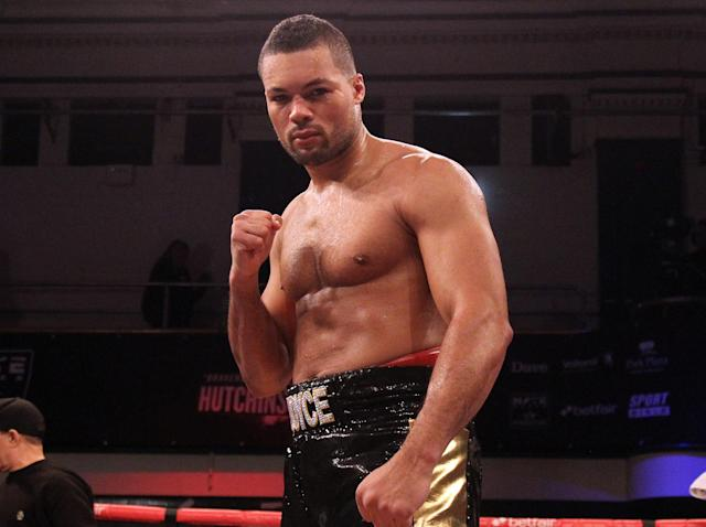 Joe Joyce's clash with Donnie Palmer offers chance for Olympic medallist to build some much needed hype