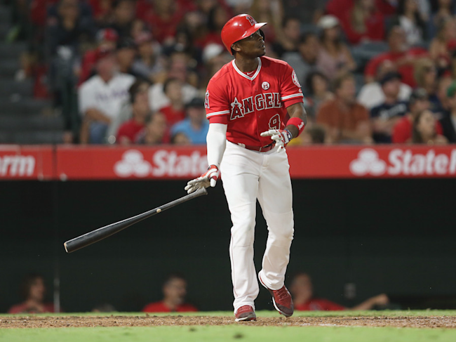 Why Justin Upton's paint-can homer won't bring $1 million for charity
