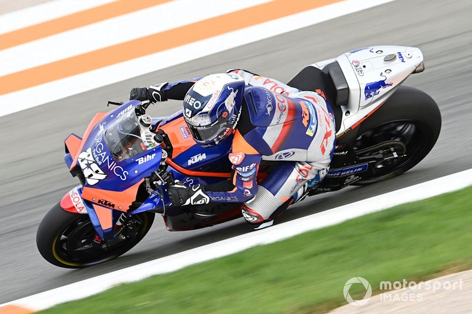 """P10 Miguel Oliveira, Red Bull KTM Tech 3<span class=""""copyright"""">Gold and Goose / Motorsport Images</span>"""