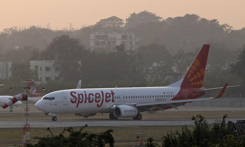 SpiceJet shares gain 12% on 'astrological' support; Jet Airways, Interglobe also skyrocket