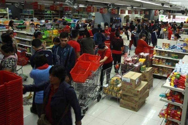 Double-digit growth in revenues seen for supermarket chains