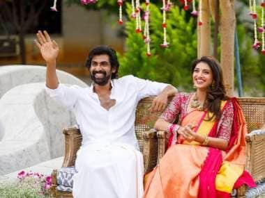 Rana Daggubati shares photographs from engagement ceremony; Sivakarthikeyan, Saina Nehwal congratulate actor