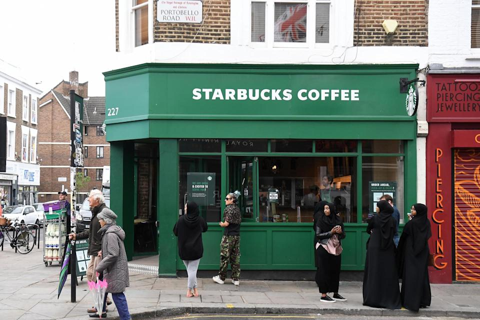 Starbucks is among the firms passing on the VAT cut to consumer savings: PA