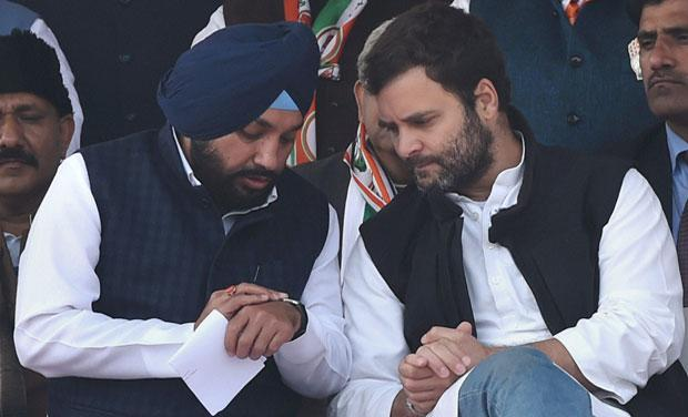 In Setback to Cong, Ex-Delhi Unit Chief Arvinder Lovely Joins BJP
