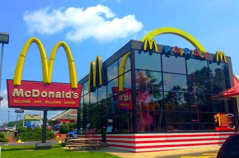 8-Year-Old Boy Is His Sister's Hero After He Drove Her to McDonald's