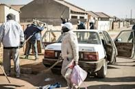 Informal policing is widespread in crime-laden South Africa, where most cannot afford the private security companies that protect high- and middle-income homes