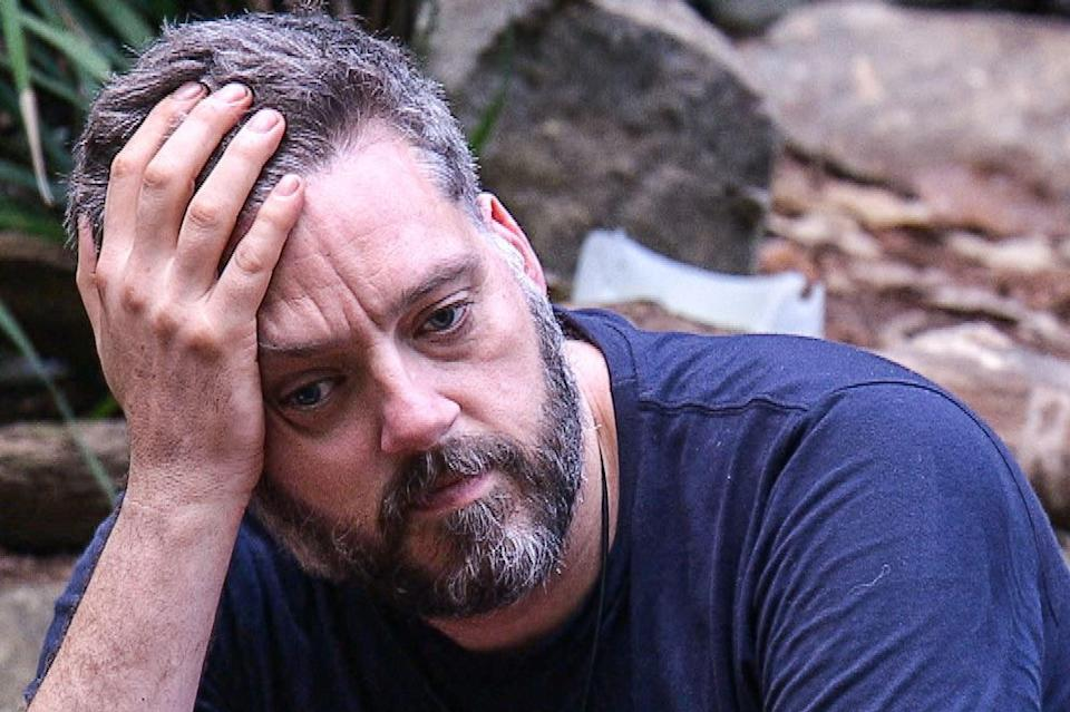 Viewers are concerned about Iain's treatment. Copyright: [ITV]