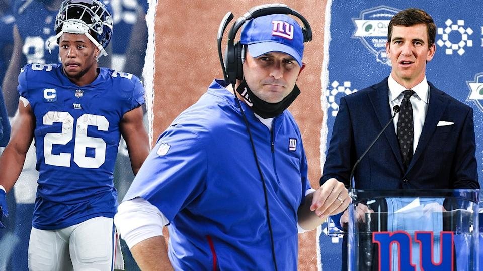 Giants Top 5 stories of 2020 treated image