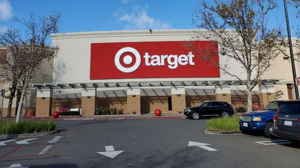 PHOTO: In this Dec. 15, 2019, file photo, a Target retail store is shown in San Ramon, Calif. (Smith Collection/Gado via Getty Images, FILE)