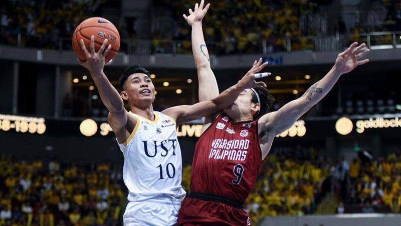 UST star Rhenz Abando, two others leave Growling Tigers