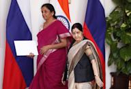 Sitharaman joined the BJP in 2006 and was appointed as a spokesperson for the party in 2010.