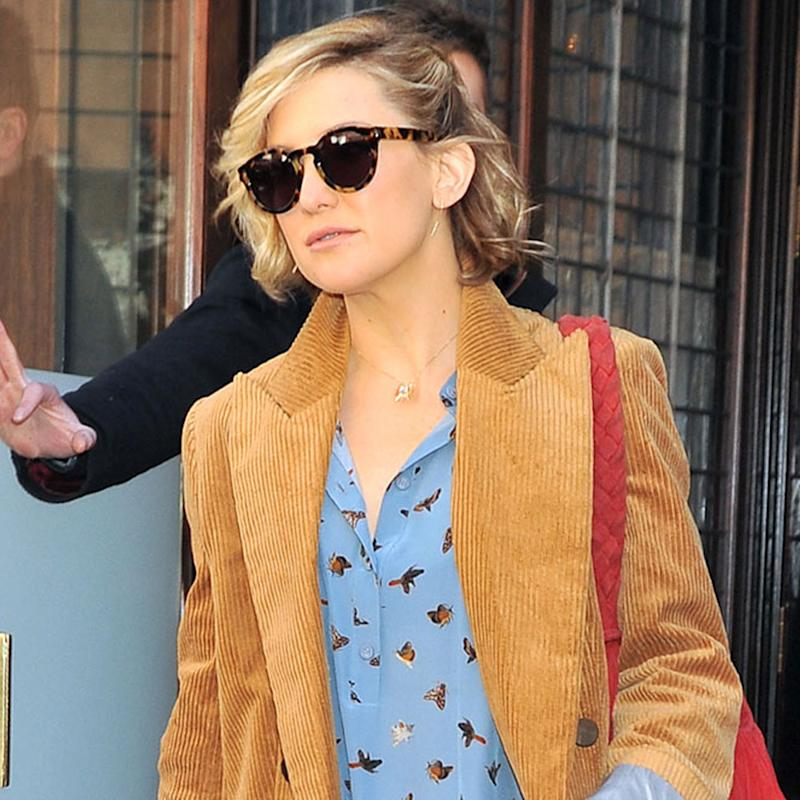 Kate Hudson Nails \'70s Cool With This Affordable Topshop Ensemble