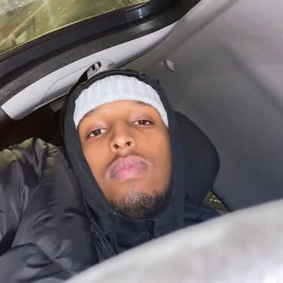 Abdi Kheyre (pictured) was in the passengers seat of his car parked on a public road when he was approached by the woman who asked him for his registration number. Source: Twitter/Abdi Kheyre